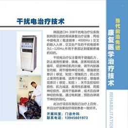 干扰电治疗技术